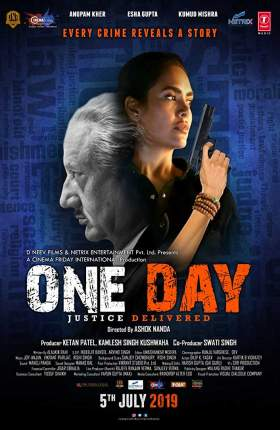 One Day Justice Delivered 2019 Hindi 300MB HDTV 480p
