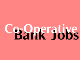 Co-Operative Bank Jobs Recruitment 2020