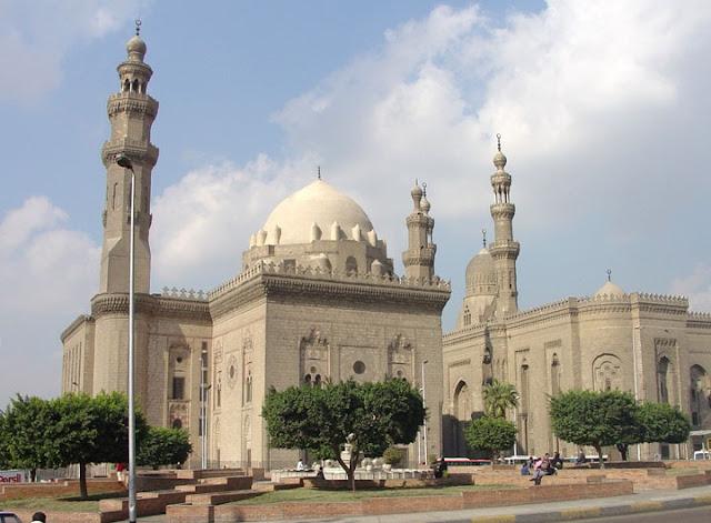 مسجد وضريح الامام الشافعي-القاهرة
