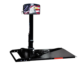 HARMAR AL420 POWER WHEEL/CHAIR MOBILITY SCOOTER LIFT, Manual Wheelchair Lifts, Outside Vehicle Lifts, Power Wheelchair Lifts, Scooter Lifts, Turning Automotive Seating System, Wheelchair Lifts,