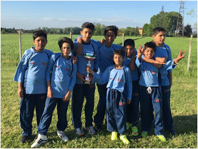 Bologna Cricket Club - Campione d'Italia Under 13 2016