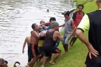 Terpleset Saat Cuci Tangan, Pemuda Di Banyuwangi Tewas Tercebur Sungai