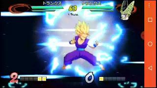 DBZ FighterZ mod Gohan