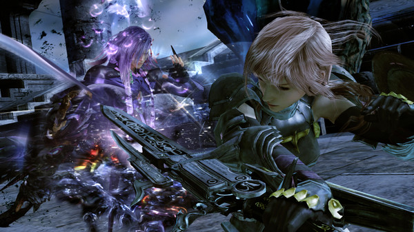 Lightning Returns Final Fantasy 13 PC Full Español