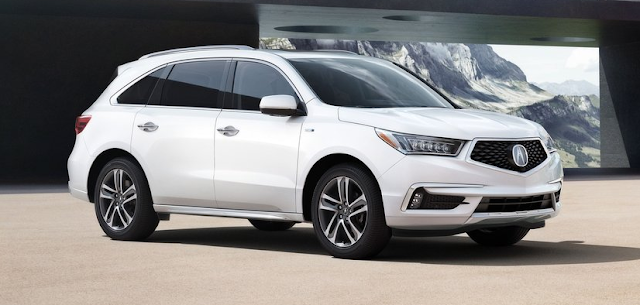 2017 MDX Engine Design
