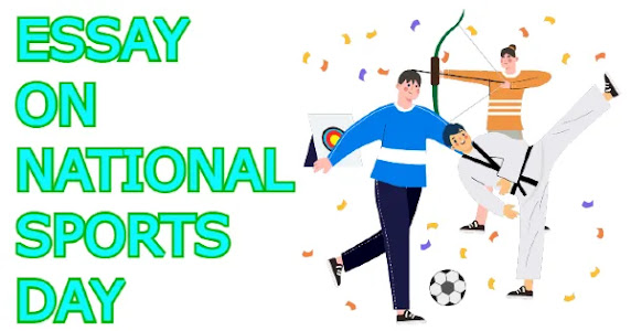 Essay On National Sports Day