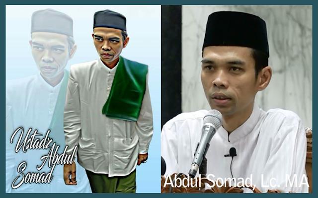 kontroversi ustadz abdul somad, ustadz zaman now