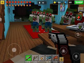 Pixel Gun 3D mod apk (Pocket Edition) v12.1.1 Full version