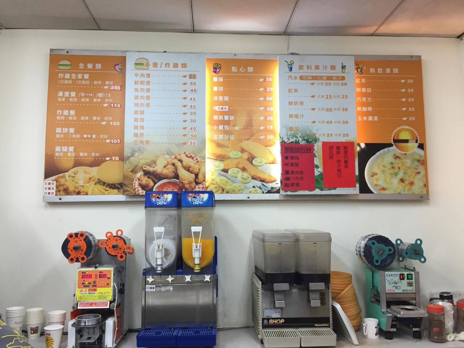 臺東。覓食趣: 阿鋐炸雞專賣店