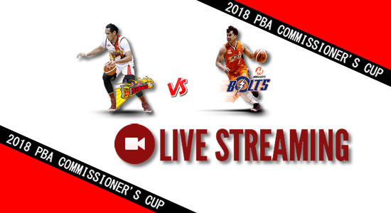 Livestream List: SMB vs Meralco May 09, 2018 PBA Commissioner's Cup
