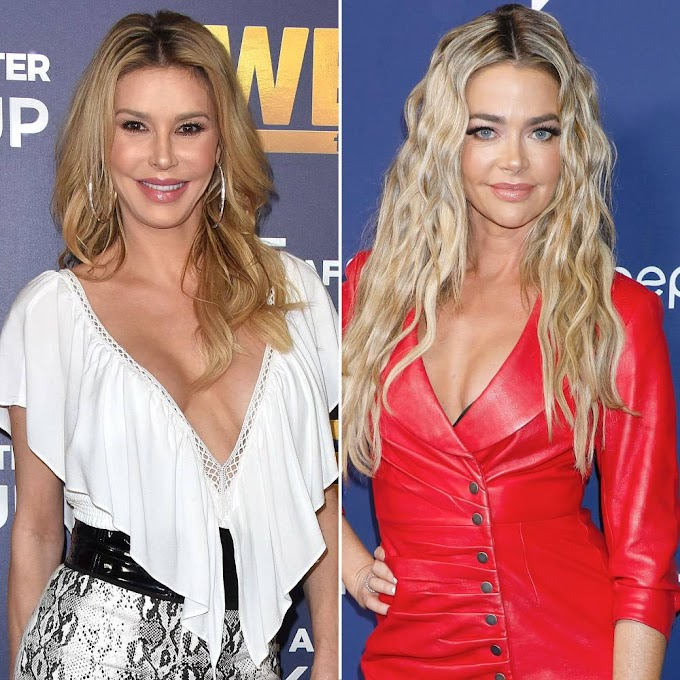 "Brandi Glanville Tells Denise Richards To ""Take Responsibility"" For Her Part In Their Alleged Affair Drama; Says ""As A Married Woman You Should Not F—k Your Cast Mates"""