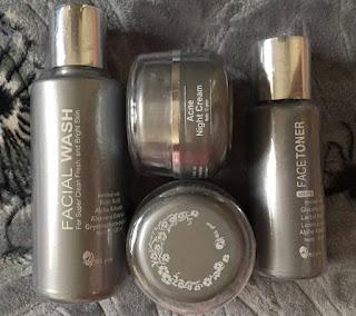 Paket MS Glow Acne Cream Penghilang Jerawat BPOM