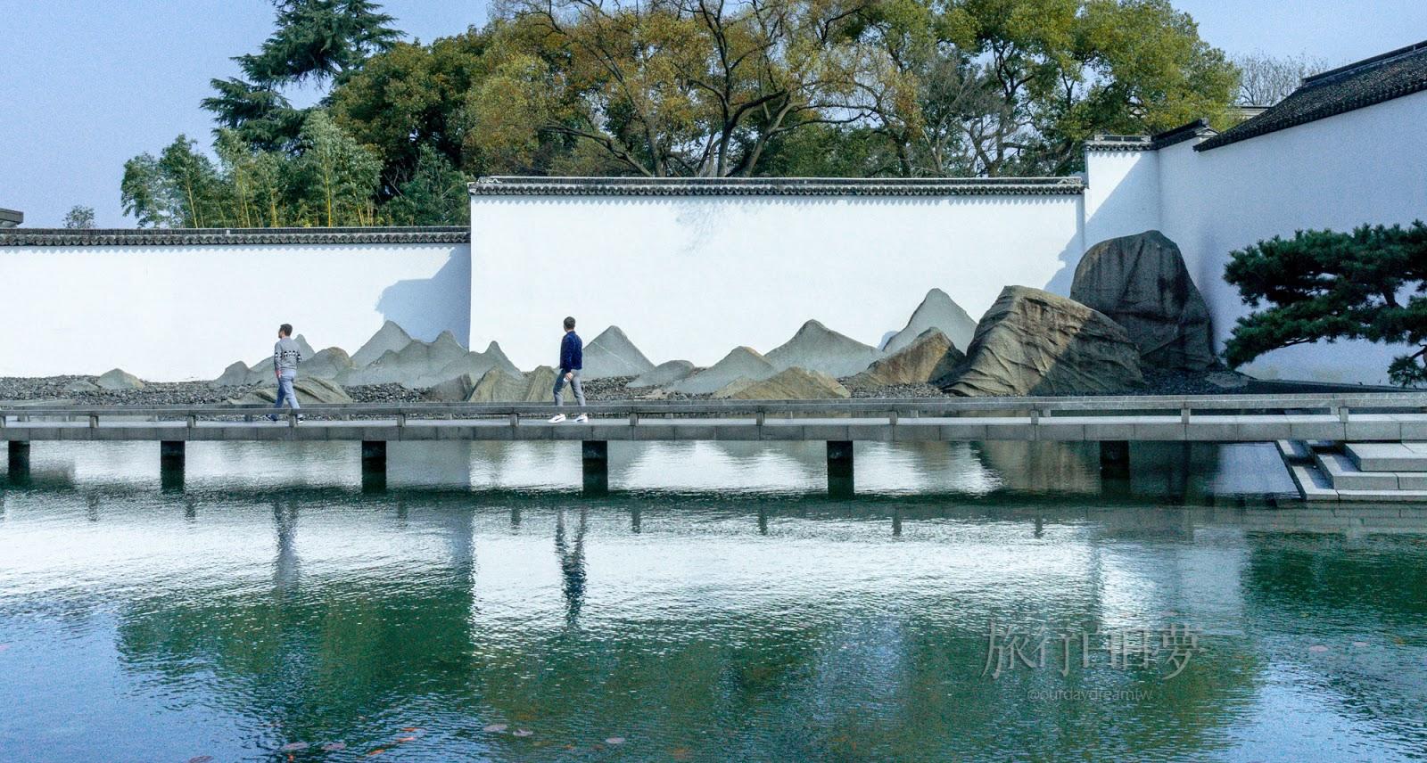 蘇州博物館│貝聿銘對家鄉的夢幻詮釋 現代主義白色園林-欣中國-欣傳媒旅遊頻道