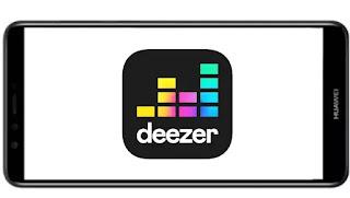 تنزيل برنامج ديزير Deezer Premium mod pro 2021 مدفوع مهكر بدون اعلانات بأخر اصدار من ميديا فاير للاندرويد.