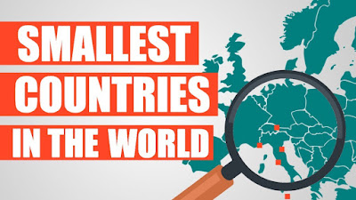 10 Smallest Countries