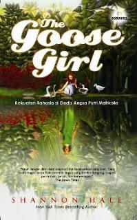 The Goose Girl - Shannon Hale - Indonésia