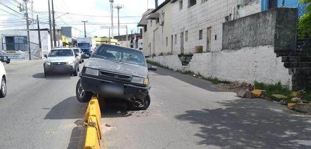 PRF recupera veículo roubado horas após o crime em Natal, RN