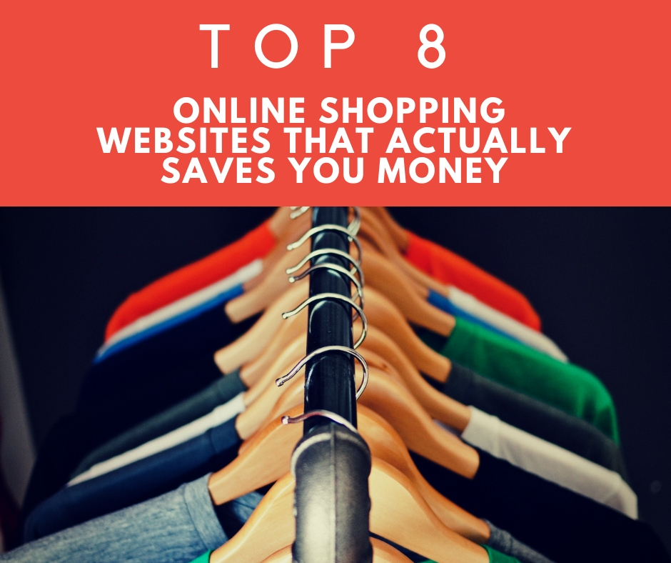 Top 8 Online Shopping Websites That Actually Saves You Money