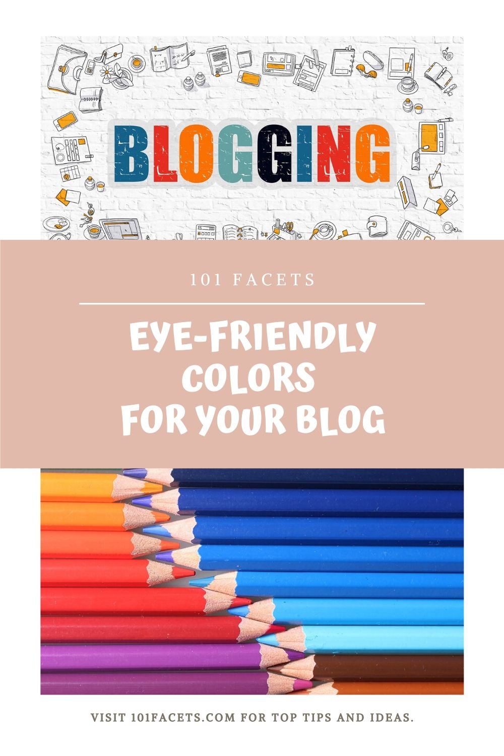 Eye-Friendly Colors for Your Blog