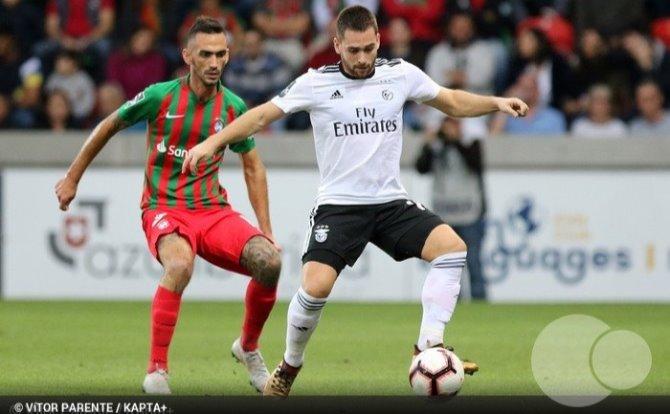 Benfica Zivkovic