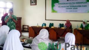 Fatayat NU Pati Gelar Seminar Pendidikan Politik Perempuan
