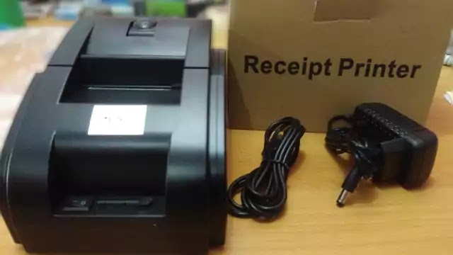 Cara Instal Mini Thermal Printer Okay