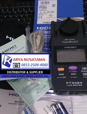 Jual Digital Lux Meter Hioki FT3424 di Lampung