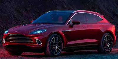 استون مارتن 2021 Aston Martin DBX اكتشف سيارات الدفع الرباعي الفاخره