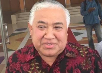 Din Syamsudin: UU ITE yang Dirancang Sejak era SBY Disalahgunakan oleh Rezim Jokowi