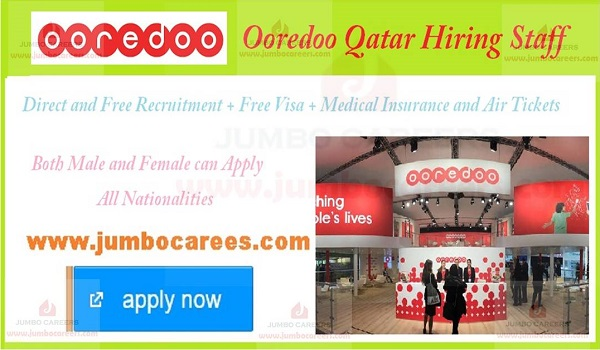Freshers jobs in Qatar, Show the details of Qatar jobs,