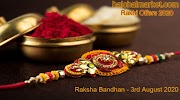Best Deals Websites Online Rakhi Shopping Discounts Offers 2020