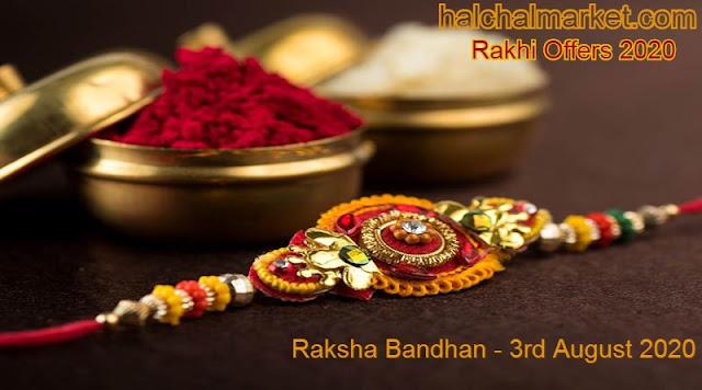 Best Deals Websites Online Rakhi Shopping Discounts Offers 2020