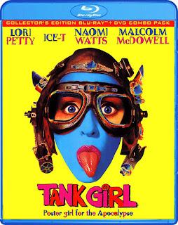 La Chica del Tanque [BD25] *Con Audio Latino