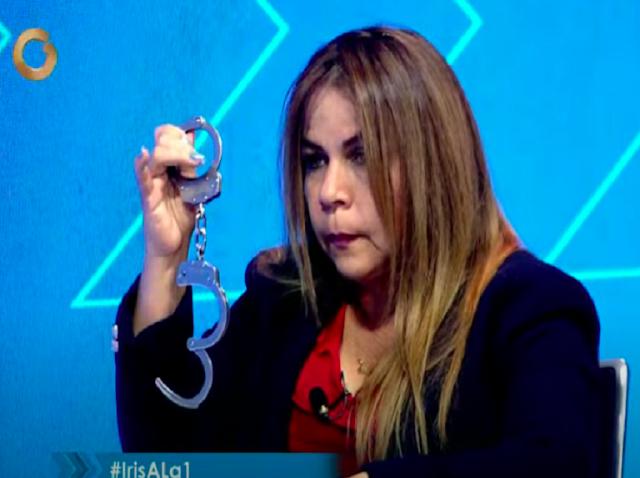 Iris Varela: Si me encuentro a Guaidó le pongo las esposas y lo entrego a la Fiscalía