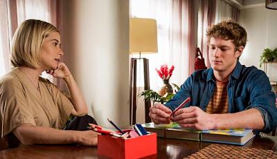 Lígia e Filipe em cena da novela Malhação (Foto: Reprodução)
