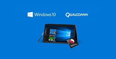 Microsoft Kembangkan Laptop CPU Snapdragon dengan Window 10