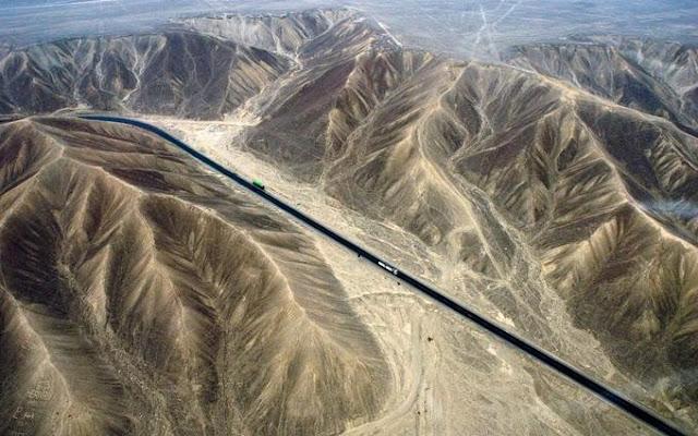 Pan America Expressway, America