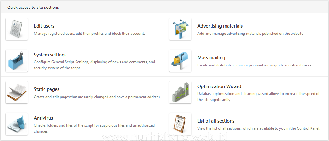 tutorial cara install cms datalife engine di dalam xampp