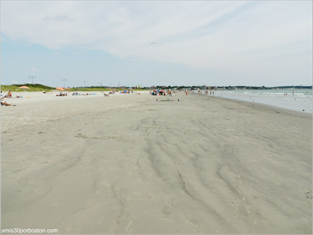 Playas de Massachusetts: Nahant Beach Reservation