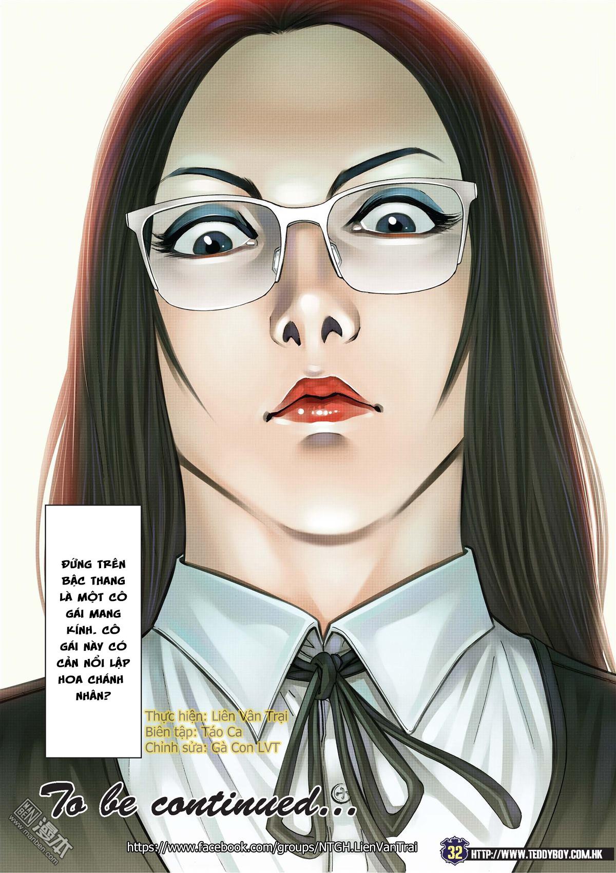Người Trong Giang Hồ RAW Chương 2069 - NhoTruyen.Net