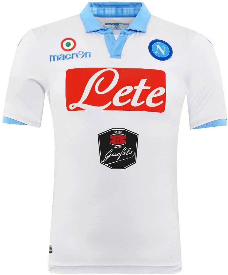 2eaad90d4 SSC Napoli 14-15 Third Kit
