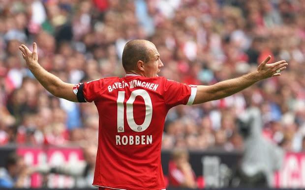 Robben Mau Bermain Kembali Sebelum Pergi dari Bayern Munich