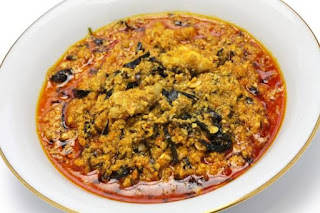 How to make a delicious egusi soup