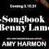 Release Day Review: The Songbook of Benny Lament by Amy Harmon