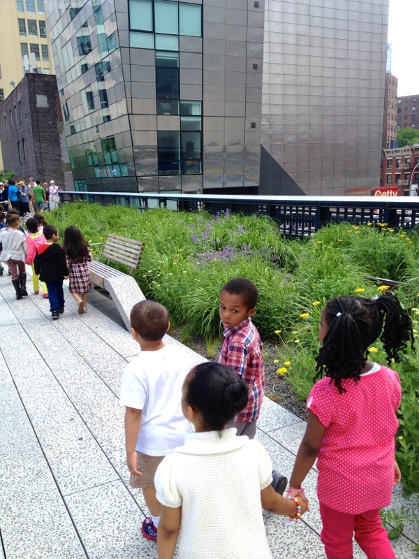 Now This Life - High Line - New York City - Kids