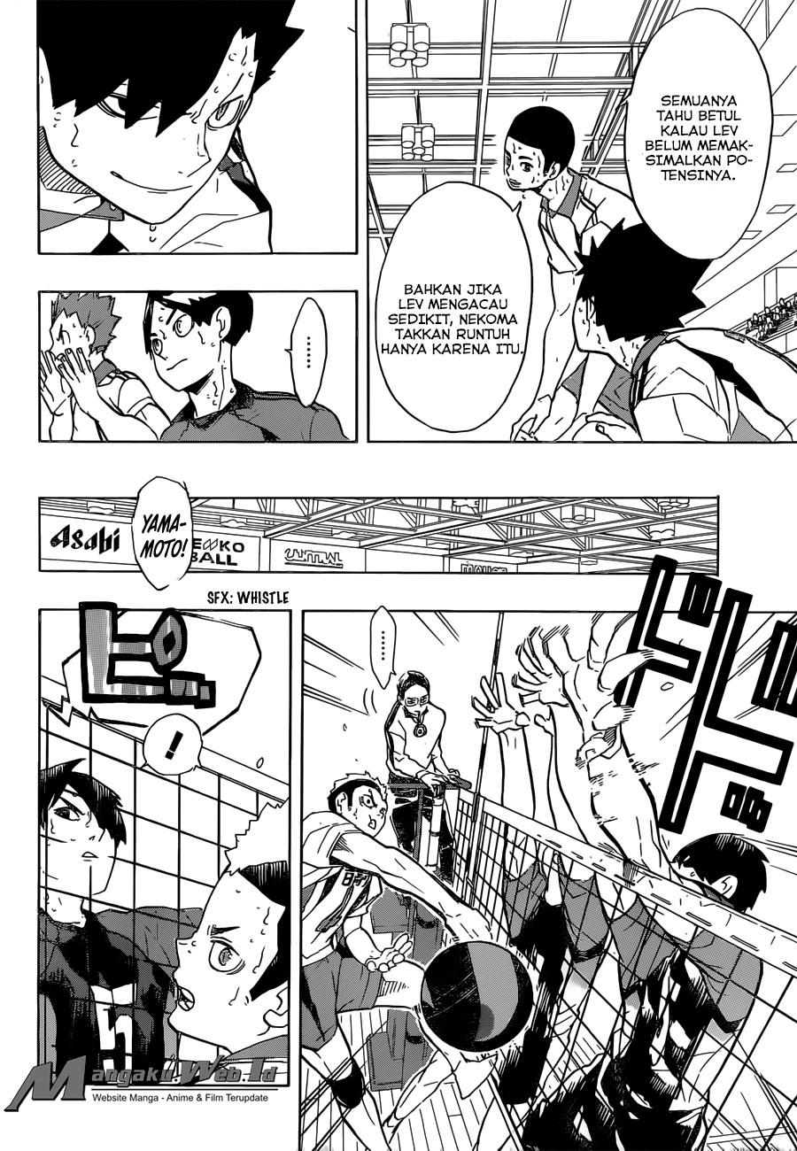 Haikyuu Chapter 203-6