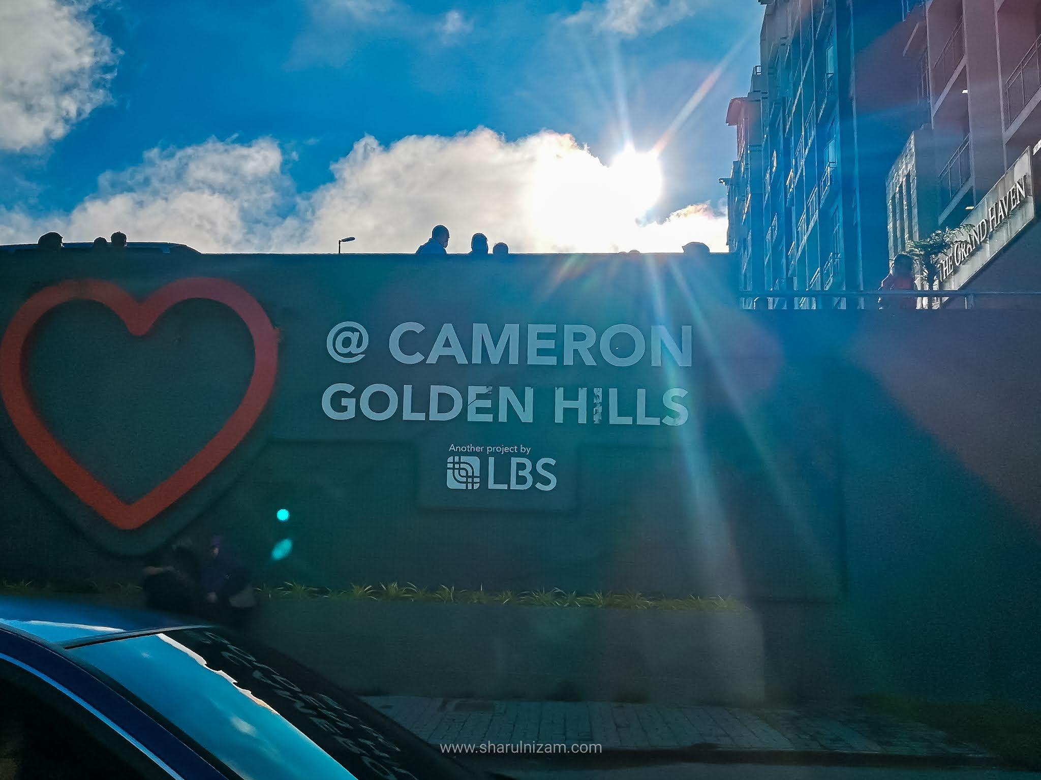 Pasar Malam Cameron Highlands Di Golden Hills