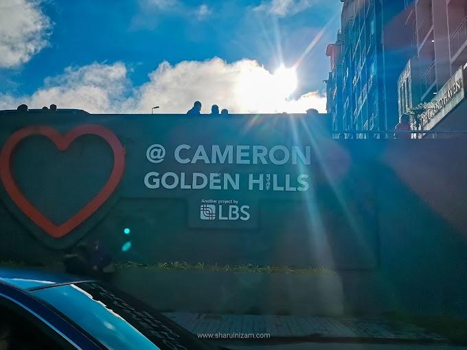 Meredah Kabus Ke Pasar Malam Cameron Highlands Di Golden Hills