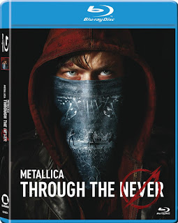 Metallica: Through the Never [BD25] *Subtitulada