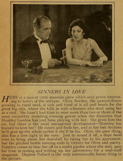 Olive Borden Sinners In Love